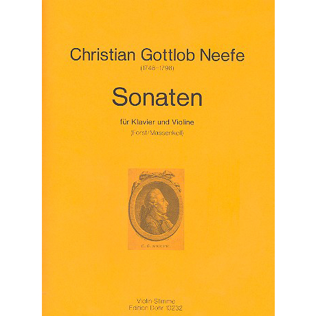 Neefe, C. G.: Sonaten