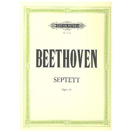 Beethoven, L.v.: Septett Es-Dur, op. 20