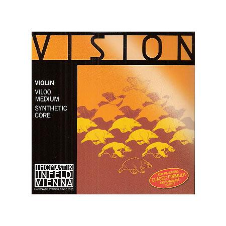 THOMASTIK Vision Violinsaite E