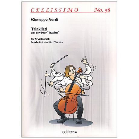 Verdi, G.: Trinklied aus der Oper »Traviata«