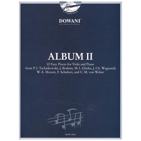 Leibowitsch, L.: Album vol.2 (+CD)