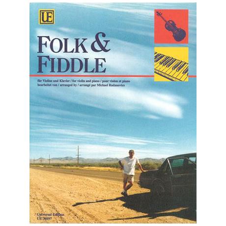 Radanovics, M.: Folk & Fiddle