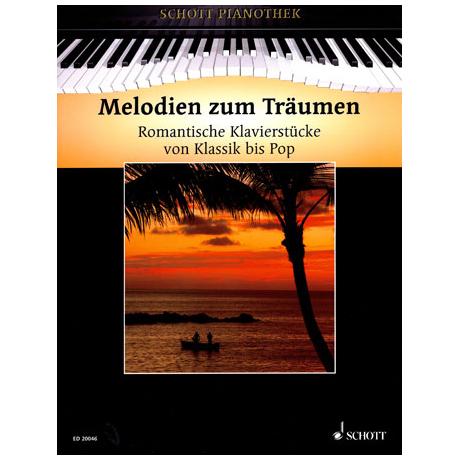 Schott Pianothek: Melodien zum Träumen