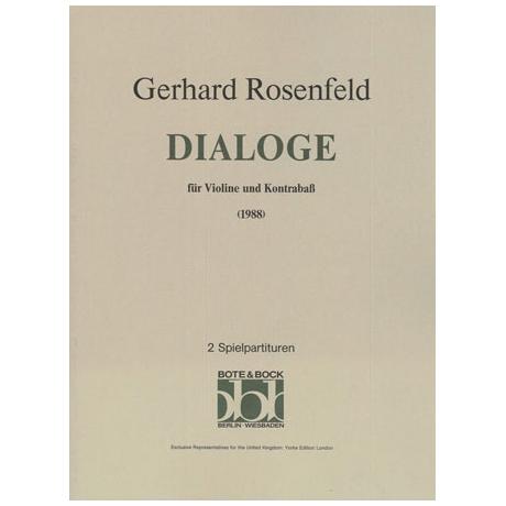 Rosenfeld, G.: Dialoge