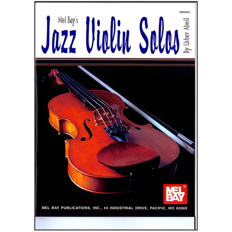 Abell, Terry: Jazz Violin Solos