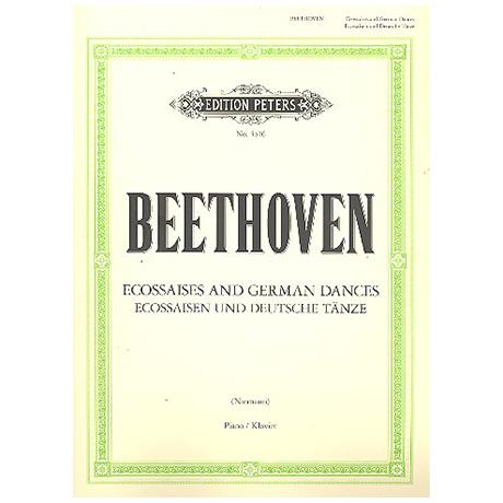 Beethoven, L. v.: Eccossaisen und Deutsche Tänze