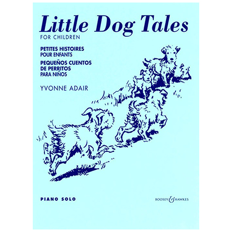 Adair, Y.: Little Dog Tales