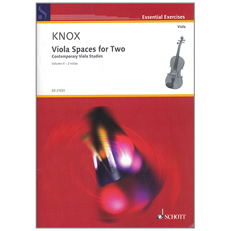 Knox, G.: Viola Spaces for Two