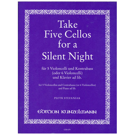 Stefaniak: Take 5 cellos for a Silent Night