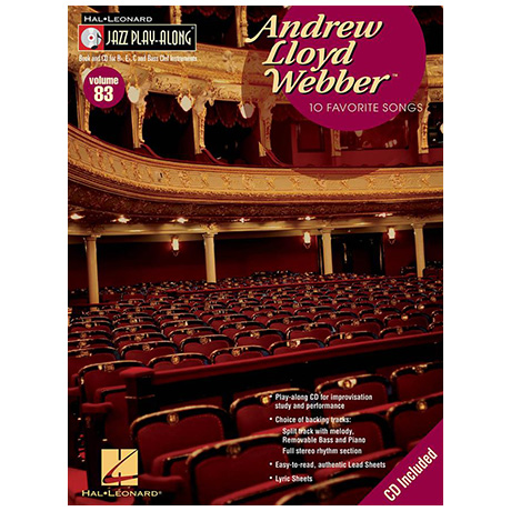 Andrew Lloyd Webber (+CD)