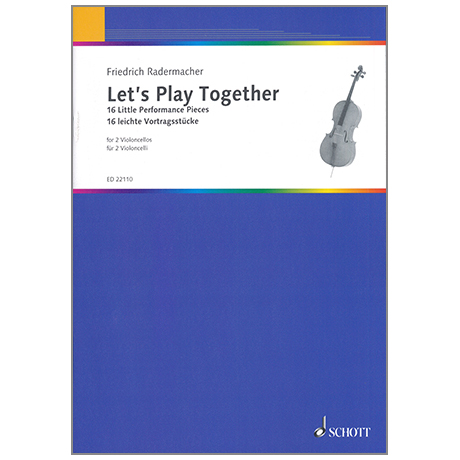 Rademacher, F.: Let's Play Together