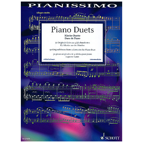Twelsiek, M.: Piano Duets