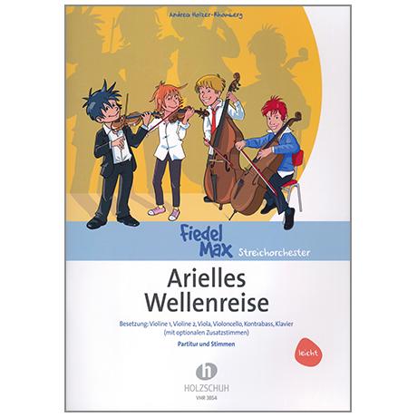 Holzer-Rhomberg, A.: Arielles Wellenreise