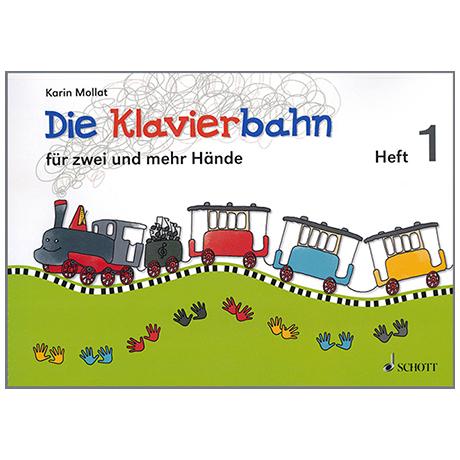 Mollat, K.: Die Klavierbahn Heft 1