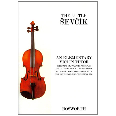 The little Sevcik – eine elementare Streichermethode