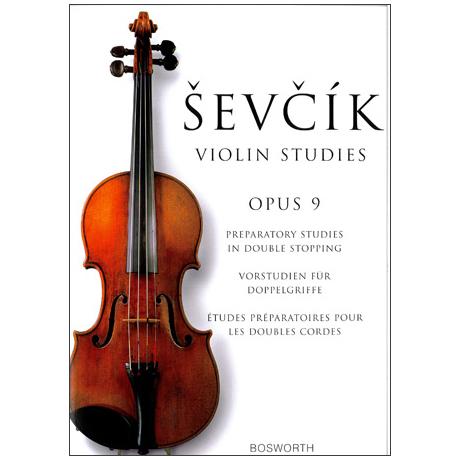 Sevcik, O.: Doppelgriff-Vorstudien op. 9