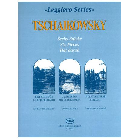 Leggiero - Tchaikowsky: Sechs Stücke aus dem Kinderalbum