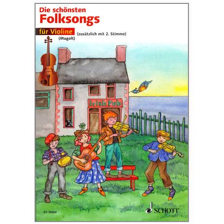 Magolt, H. + M.: Die schönsten Folksongs