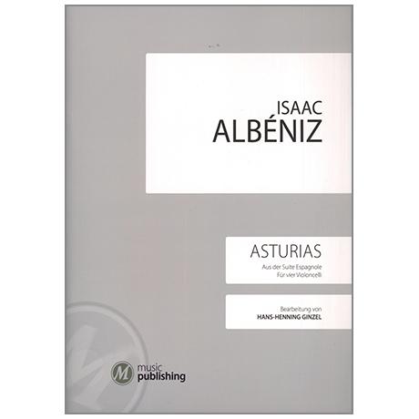 Albéniz, I.: Asturias aus der »Suite Espagnole« (+CD)