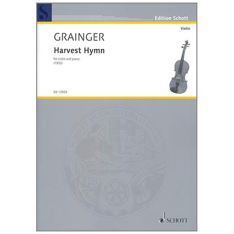 Grainger, P.A.: Harvest Hymn