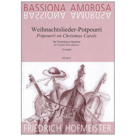Bassiona Amorosa: Weihnachtslieder-Potpourri