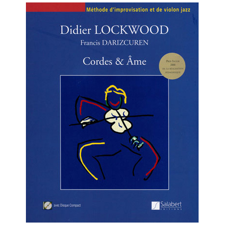 Lockwood, D.: Cordes et âme (+CD)