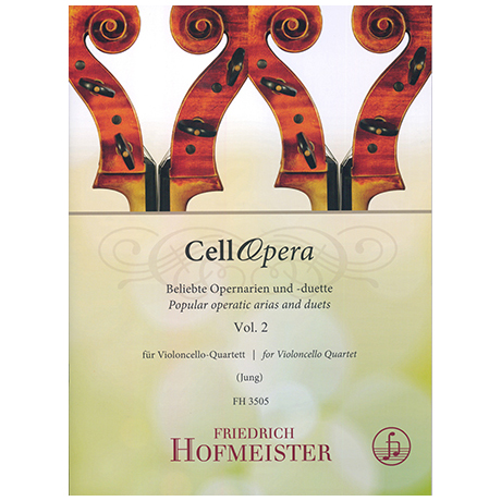Jung, F.: CellOpera Band 2