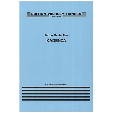 Hauta-Aho, T.: Kadenza