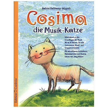 Holtkamp-Wippich, S.: Cosima die Musik-Katze