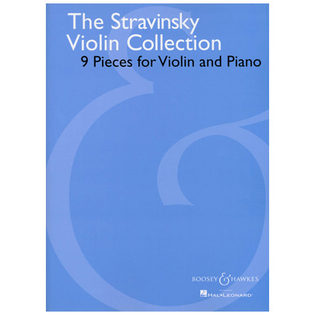 Strawinski, I.: The Stravinsky Violin Collection