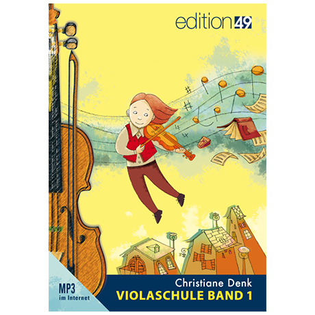 Denk, Chr.: Violaschule Band 1