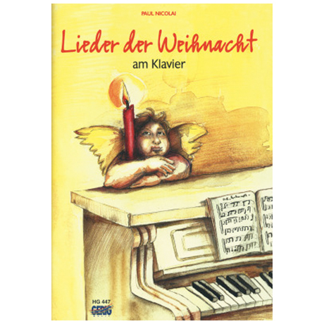 Nicolai, P.: Lieder der Weihnacht