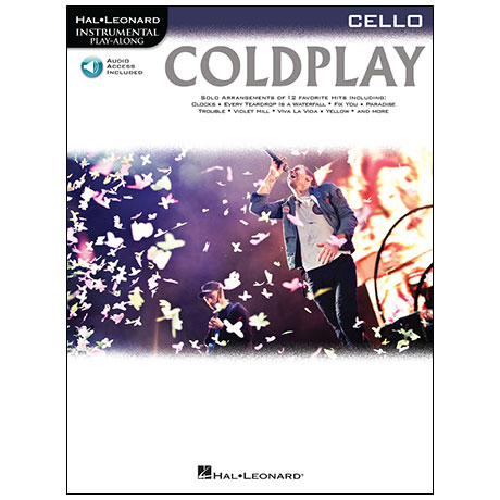 Coldplay (+Online Audio)