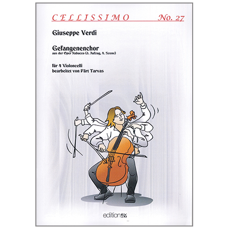 Verdi, G.: »Gefangenenchor« aus der Oper Nabucco