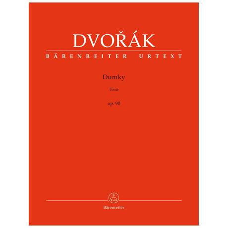 Dvořák, A.: Klaviertrio Op. 90 e-moll »Dumky«