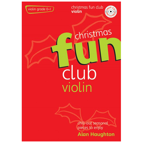 Haughton, A.: Christmas Fun Club (+CD)