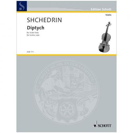 Schtschedrin, R.: Diptych (2004-5)