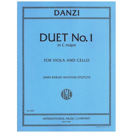 Danzi: Duett No.1