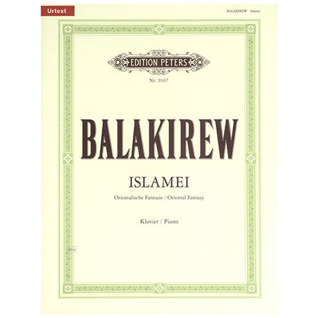 Balakirev, M.: Islamey - Orientalische Fantasie