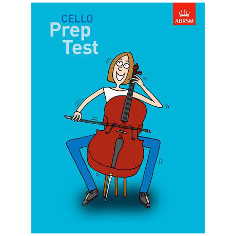 ABRSM: Cello Prep Test (New Edition)