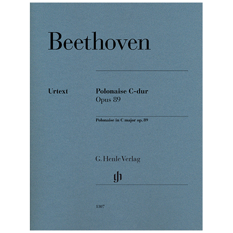 Beethoven, L. v.: Polonaise C-Dur Op. 89