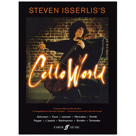 Isserlis, S.: Cello World