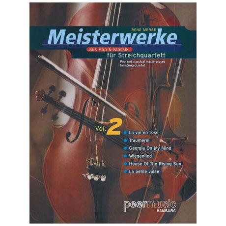 Meisterwerke aus Pop und Klassik Band 2