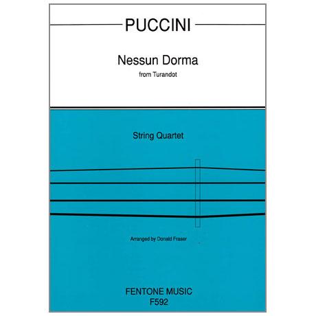 Puccini, G.: Nessun Dorma, aus Turandot