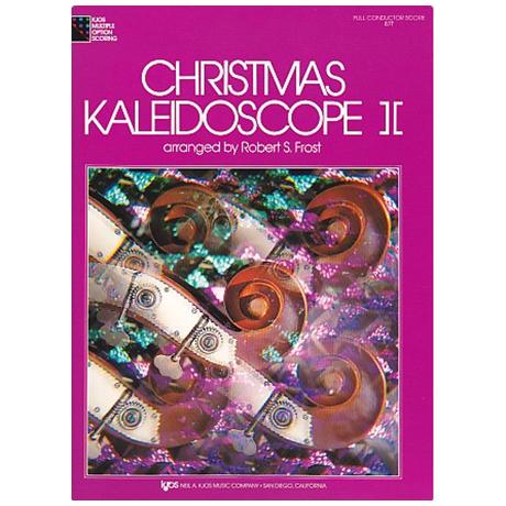 Christmas Kaleidoscope Band 2 – Partitur