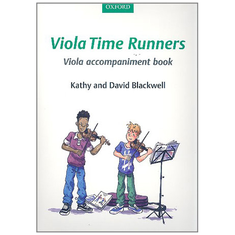 Blackwell, K. & D.: Viola Time Runners