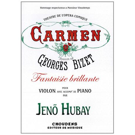 Bizet, G.: Carmen - Fantasie brilliante