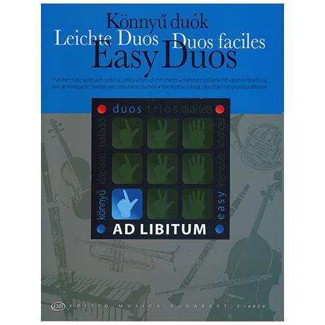 Ad libitum - Leichte Duos