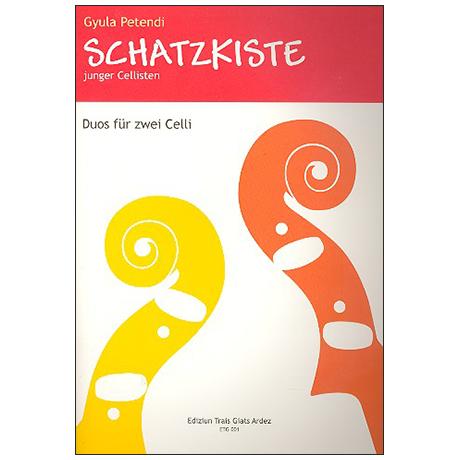 Petendi, G.: Schatzkiste junger Cellisten – Band 1