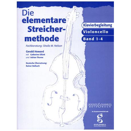 Die elementare Streichermethode - Band 1 bis 4